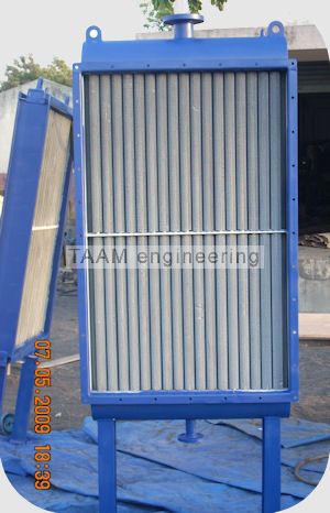 Steam Air Heater Coils Manufacturers In India Finned Tube